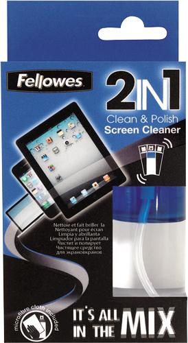Fellowes Spa - 9922301 detergente schermo