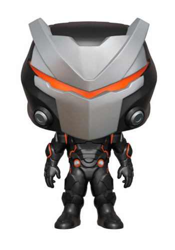 Funko - Figu3246 Pop Games: Fortnite Series - Omega