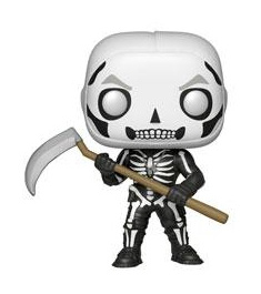 Funko - Figu3242 Pop Games: Fortnite Series - Skull Trooper