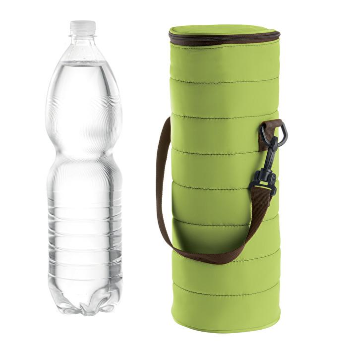 Handy Borsa Termica Bottiglia Verde
