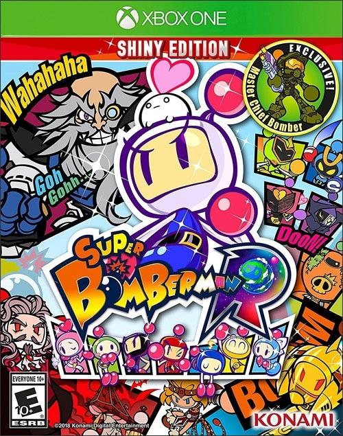 Halifax Super Bomberman Digital Bros Super Bomberman R Shiny Edition - Sx3s12
