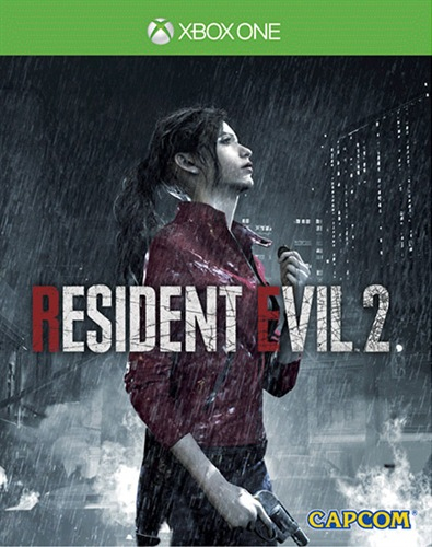 Halifax Resident Evil 2 Lenticular ED- Sx3r20