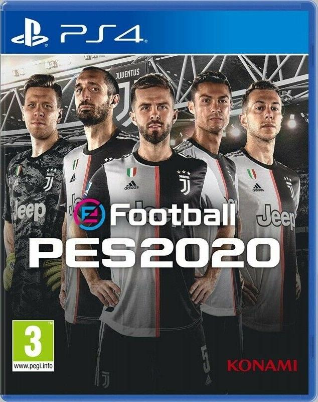 Halifax Gioco adatto modello ps 4 - Ps4 Pes 2020 Efootball Juventus Fc Edit