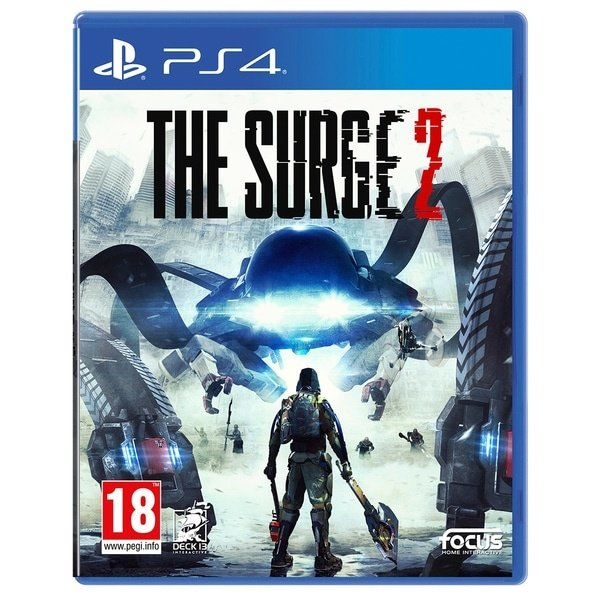 Halifax The Surge 2 Digital Bros The Surge 2 - Sp4s24