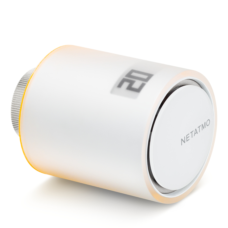 Hinnovation - Netatmo Single Valves