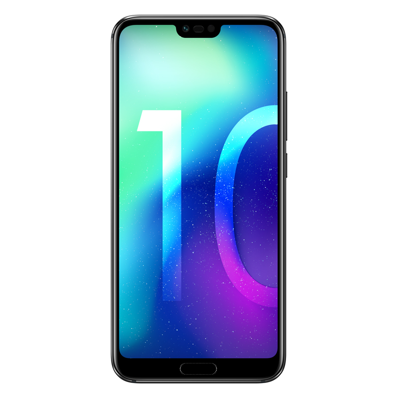 Honor Smartphone 64 gb ram 4 gb quadband - 10 Nero
