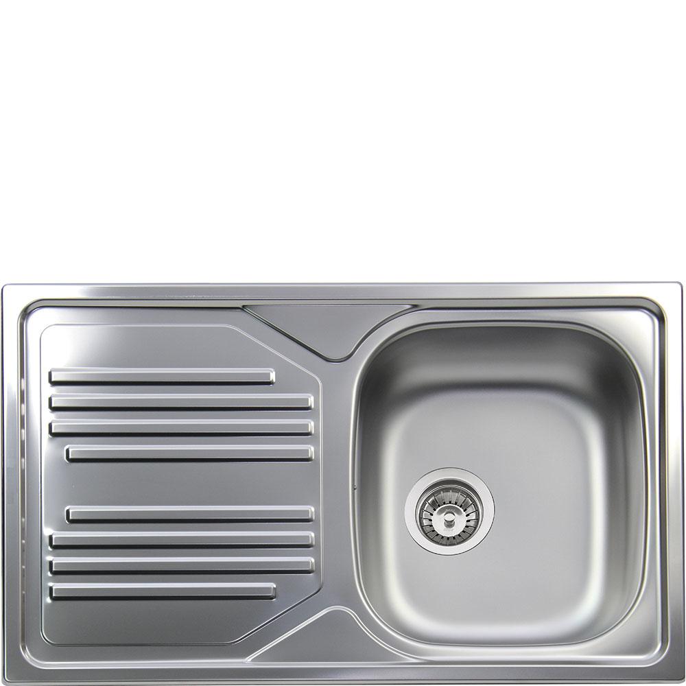 Smeg Tipo di lavello: Lavello ad incasso - Lyp861s