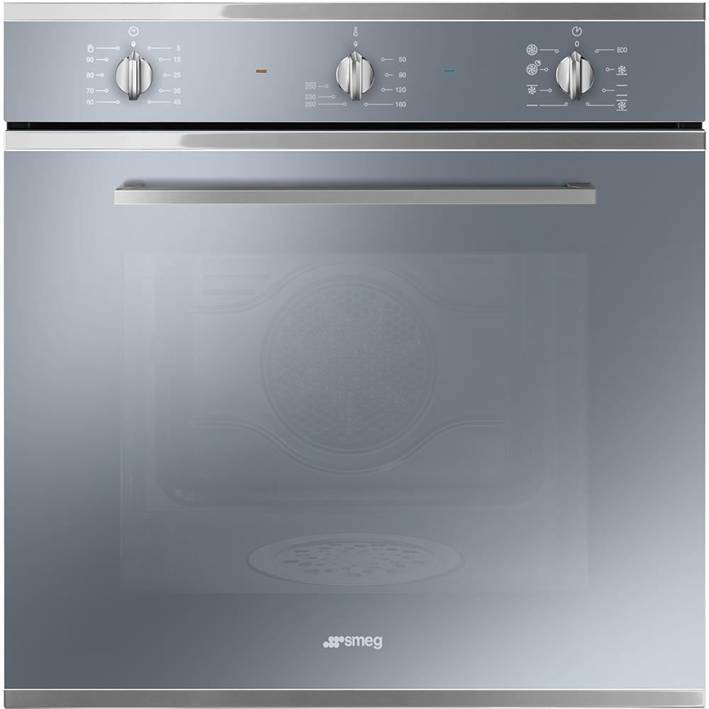 Smeg Dimensione del forno: Media - Sf64m3ds