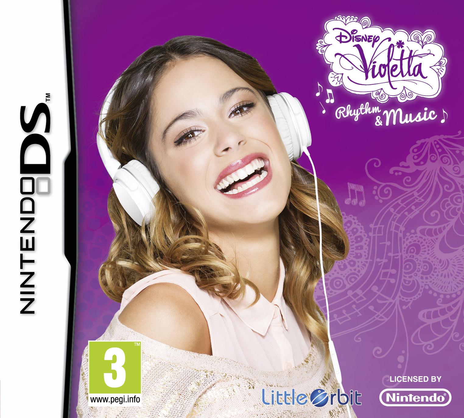 Namco Bandai Violetta: Rhythm & Music - 1060176