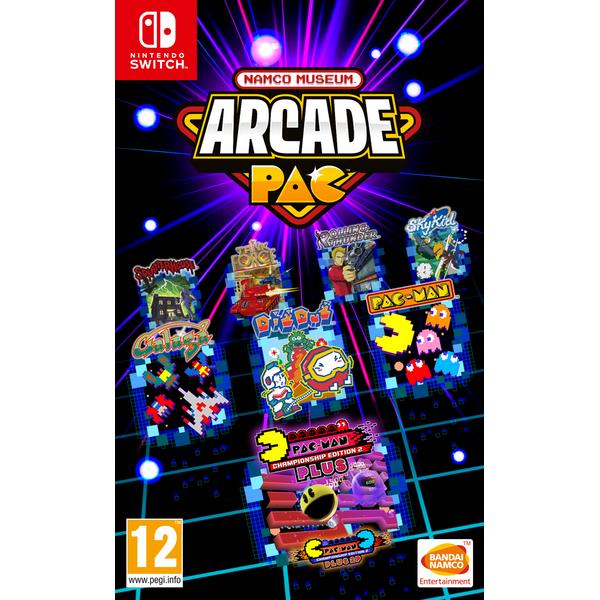Namco Bandai Namco Museum Arcade Pack Namco Museum Arcade Pack - 113286