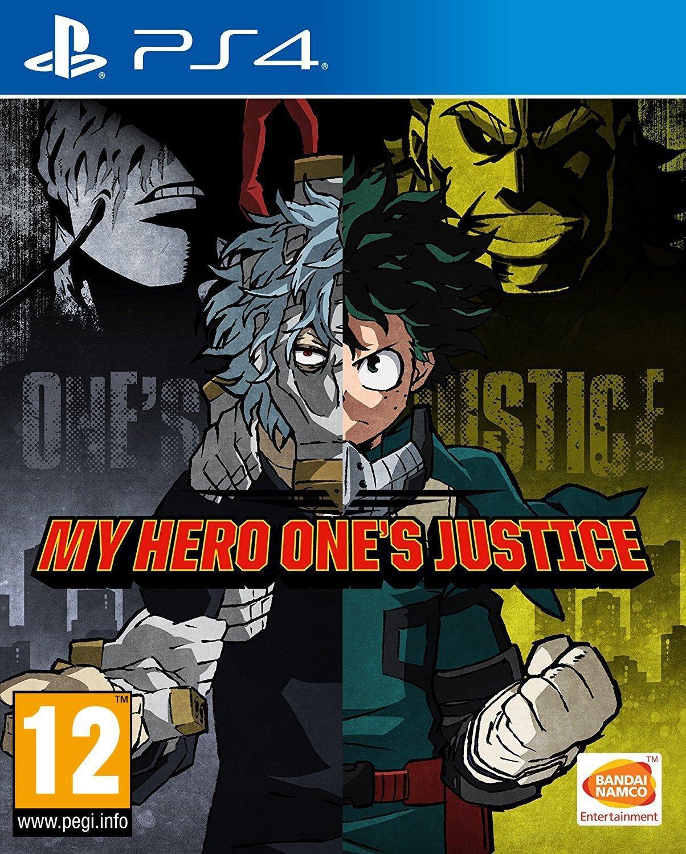 Namco Bandai My Hero One S Justice - 112986