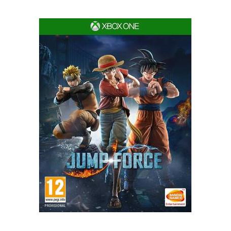 Namco Bandai Jump Force - 112949