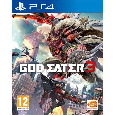 Namco Bandai God Eater 3 God Eater 3 - 112928