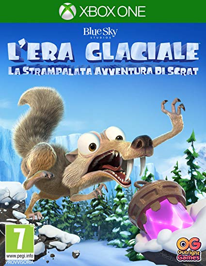 Namco Bandai L'Era Glaciale La Strampalata avventura di Scrat - 113092