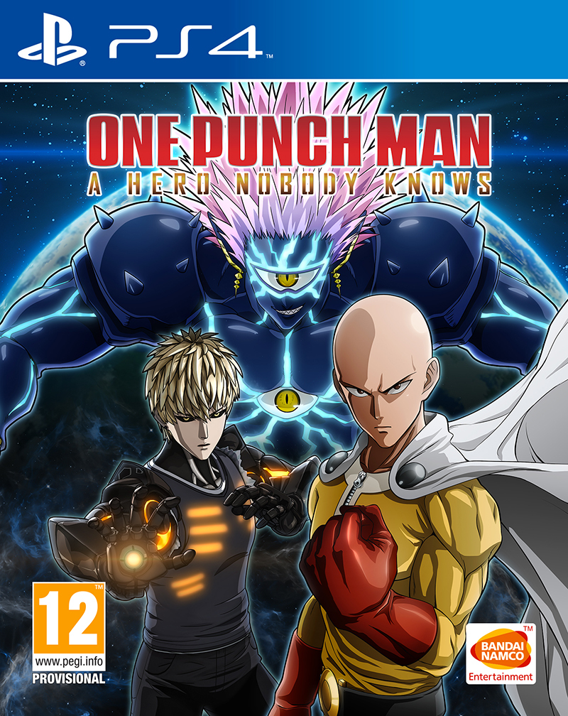 Namco Bandai BANDAI NAMCO Entertainment One Punch Man: A Hero Nobody Knows - 113794