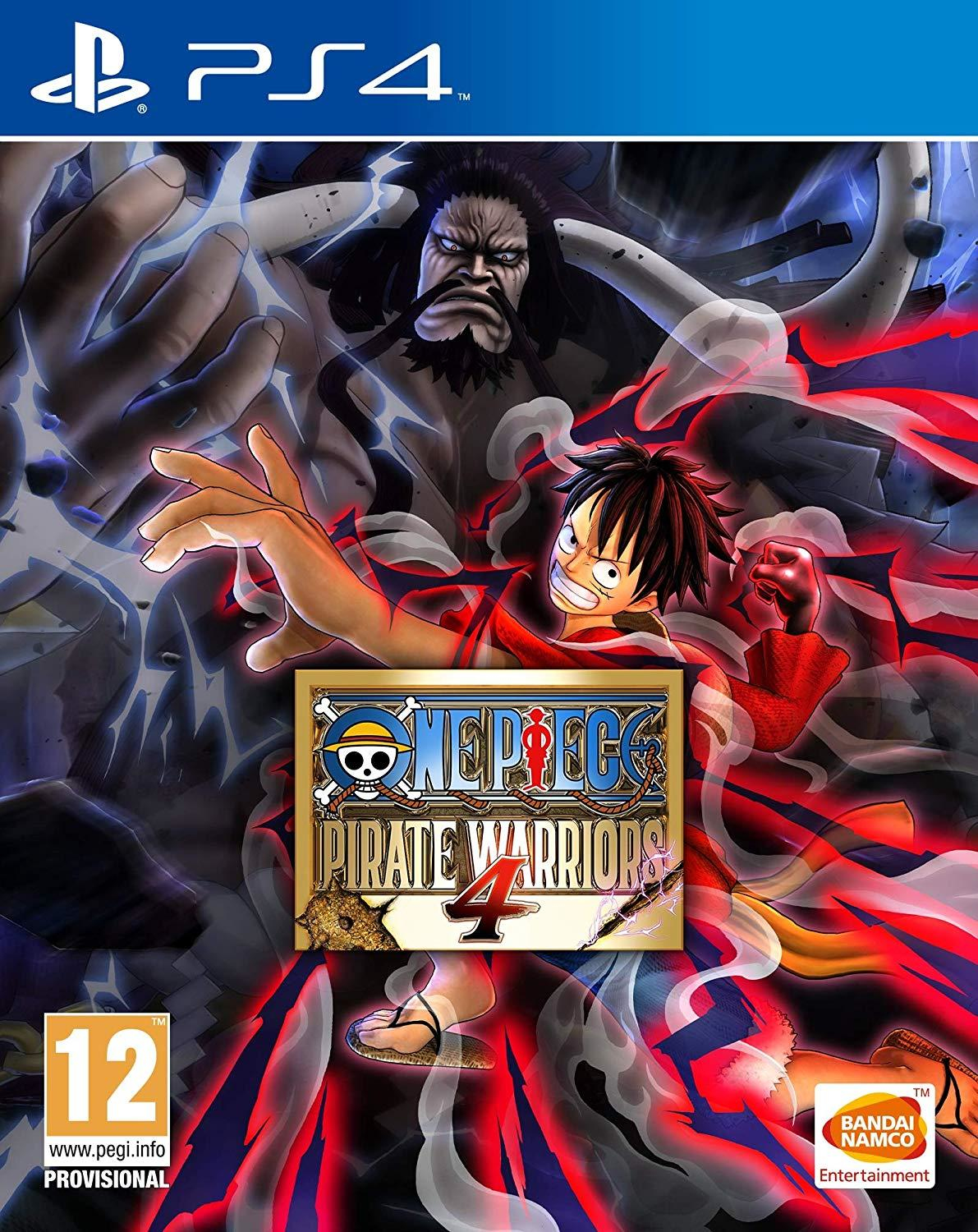 One Piece: Pirate Warriors 4, PS4 One Piece: Pirate Warriors 4
