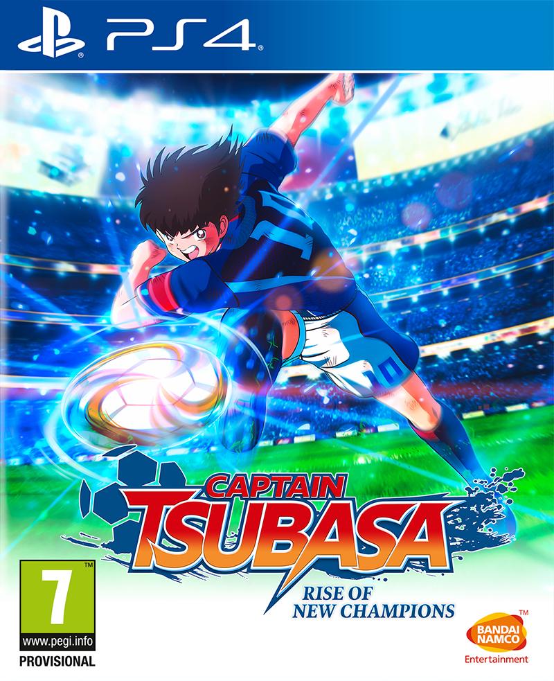 PS4 CAPTAIN TSUBASA Captain Tsubasa: Rise of New Champions
