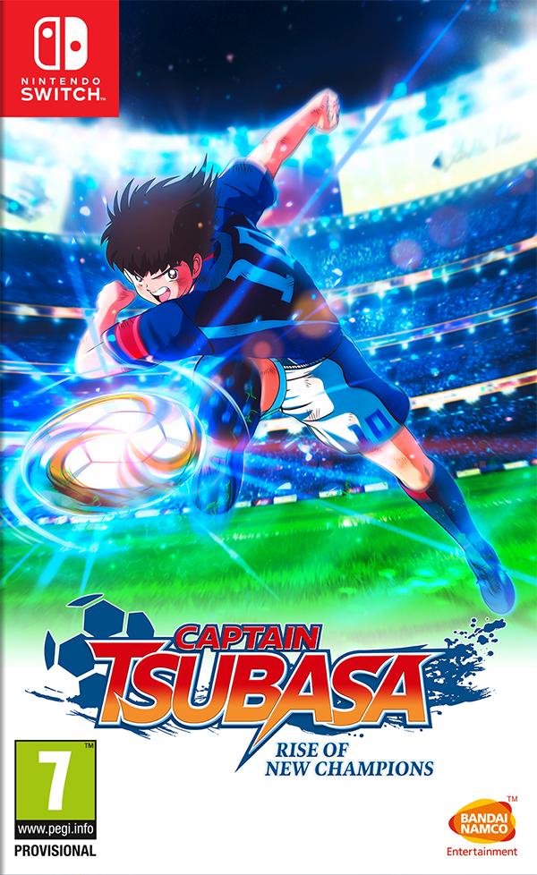 SWI CAPTAIN TSUBASA Captain Tsubasa: Rise of New Champions