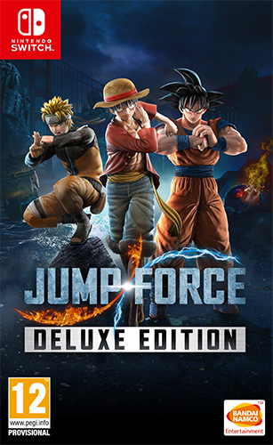 SWITCH JUMP FORCE  DELUXE EDITION Jump Force Deluxe Edition