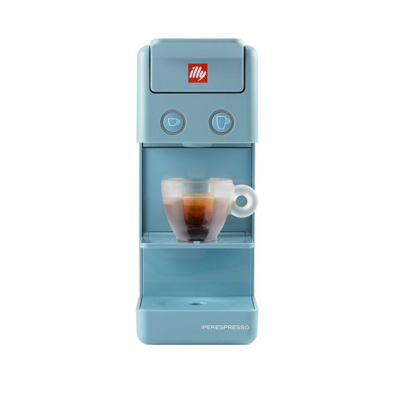 Illy Caffe' Macchina caffe' espresso - Y3.2 Azzurro