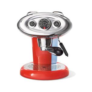 Illy Caffe' Macchina caffe' espresso - X7.1 Rosso