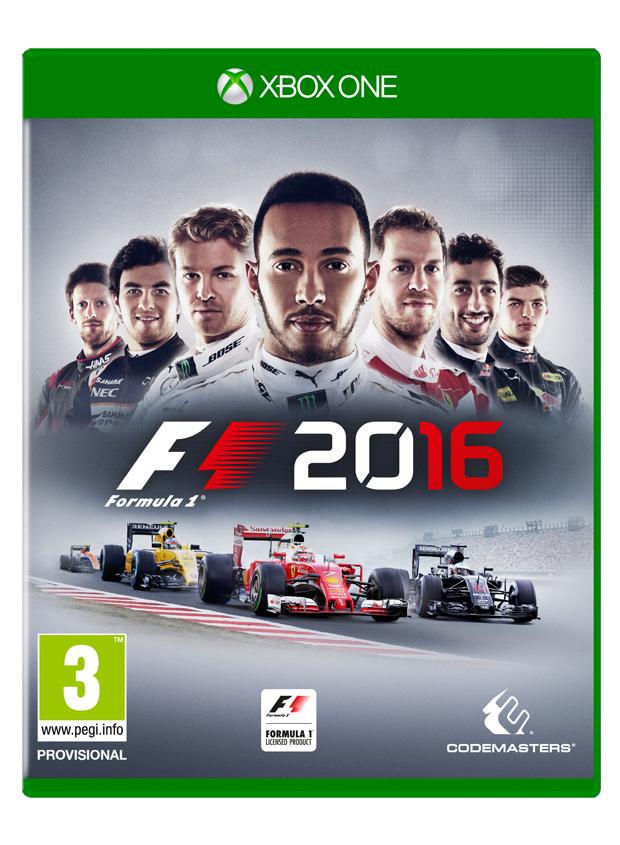Deep Silver Gioco adatto modello xbox one - Xbox One Formula One 20161016358