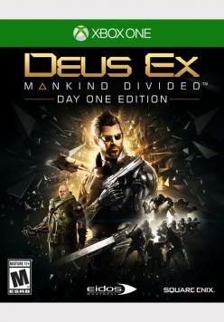 Deep Silver Gioco adatto modello xbox one - Xbox One Deus Ex: Mankind Divided1014367