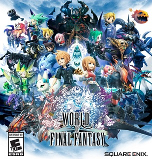 Deep Silver Gioco adatto modello ps 4 - Ps4 World Of Final Fantasy1013235