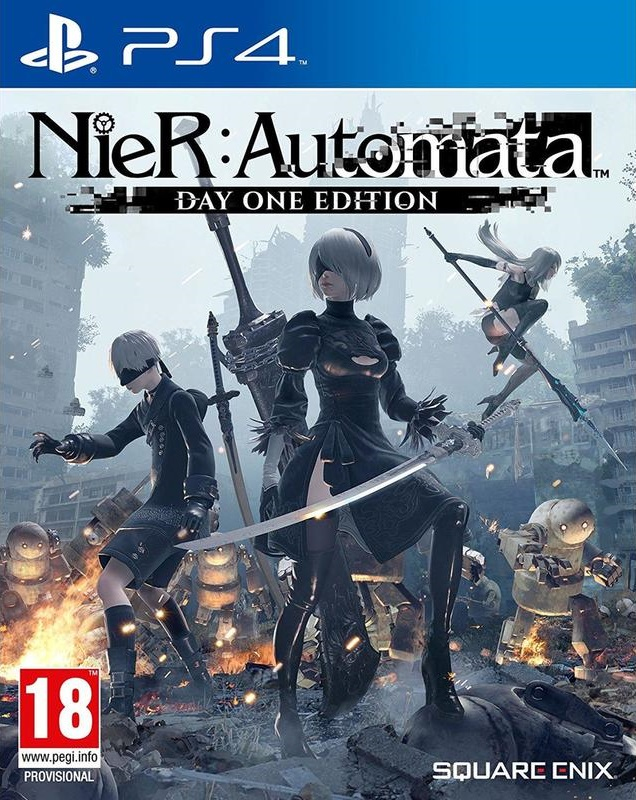 Koch Media Ps4 Nier Automata Day One Edition Nier: Automata Day One Edition, PS4 - 1017304