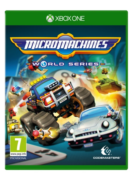 Koch Media Micro Machines World Series Codemasters Micro Machines World Series - 1019025