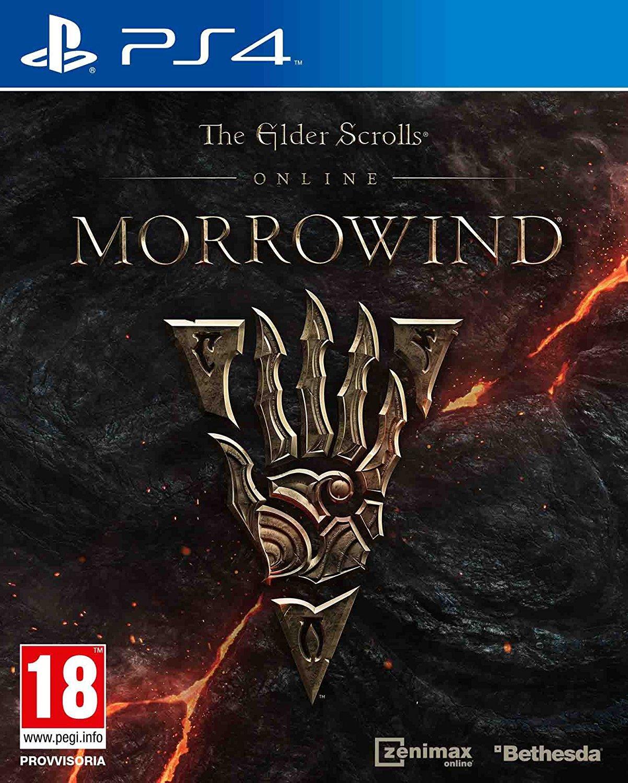 Koch Media The Elder Scrolls Online Morrowind The Elder Scrolls Online: Morrowind, PS4 - 1020821