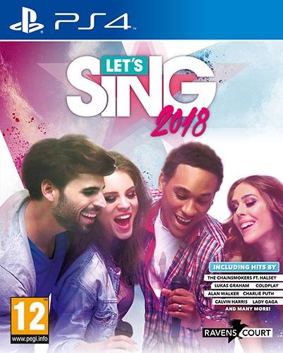 Koch Media Let's Sing 2018 Let's Sing 2018 + 1 Mic - 1022050