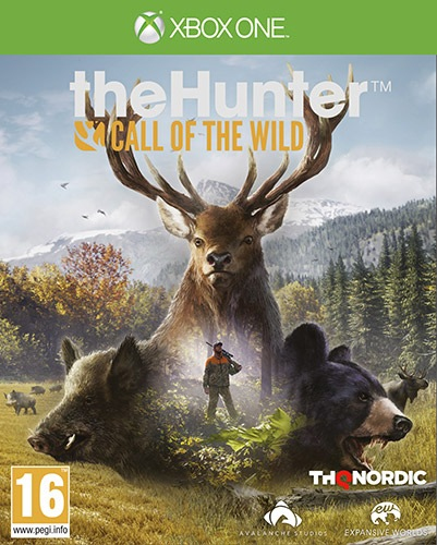 Koch Media  The Hunter THQ Nordic The Hunter - Call of The World - Call Of The World - 1030074