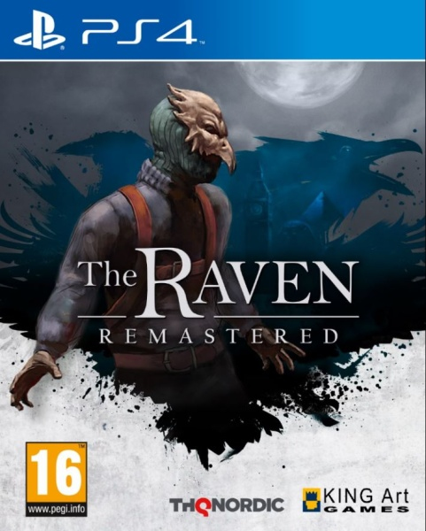 Koch Media The Raven The Raven - 1026392