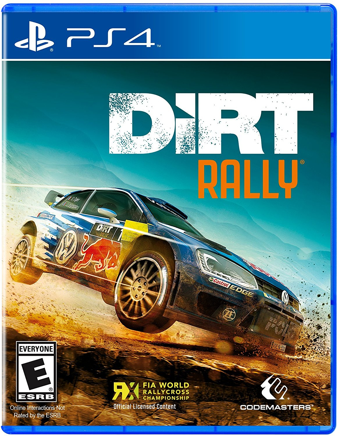 Koch Media Dirt Rally DiRT Rally - 1014628