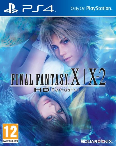 Koch Media FINAL FANTASY X Final Fantasy X/X-2 HD Remaster - X2 REMASTER - 1009517