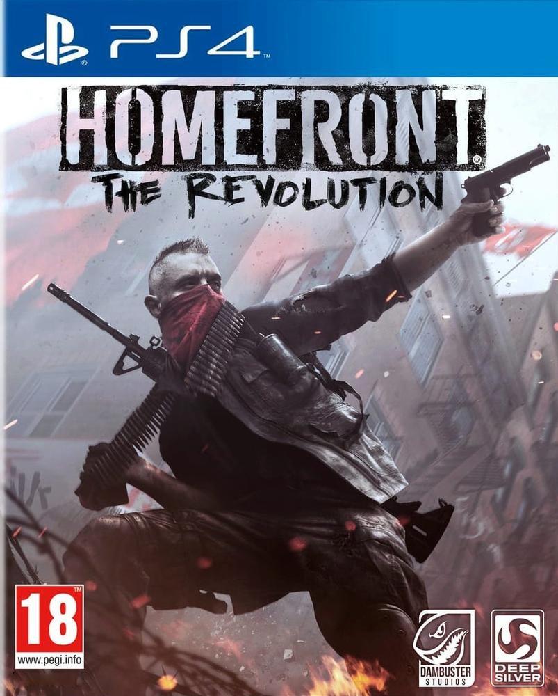 Koch Media Homefront The Revolution Homefront: The Revolution - 1005537