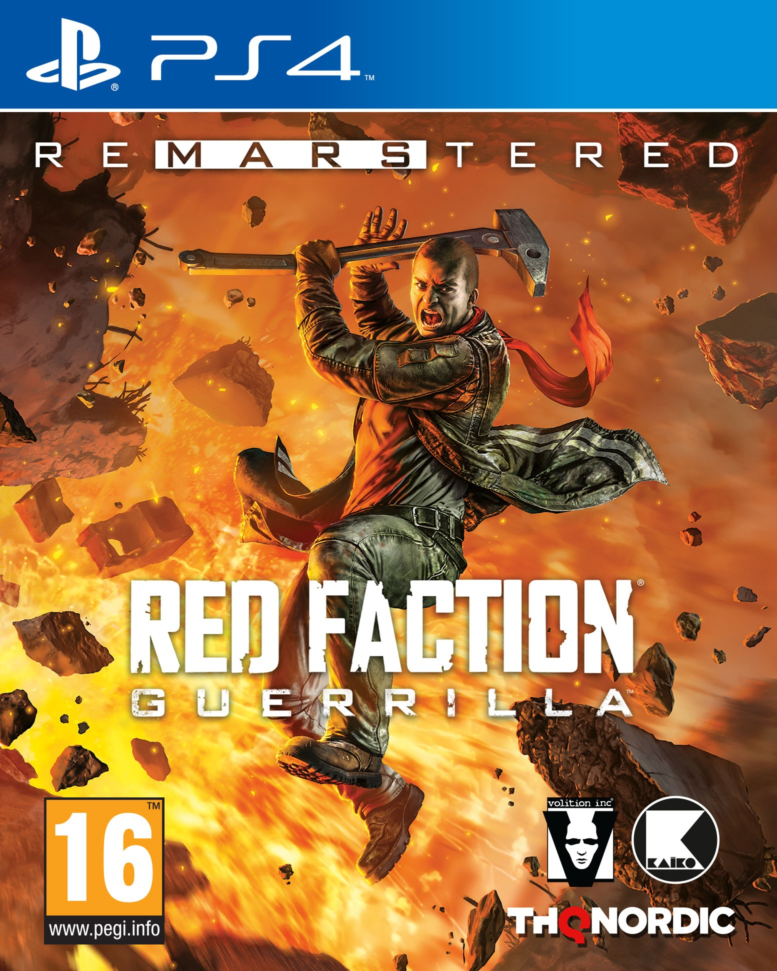 Deep Silver Gioco adatto modello ps 4 - Ps4 Red Faction Guerrilla 1027358