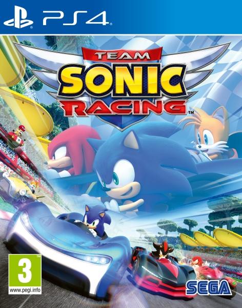 Deep Silver Gioco adatto modello ps 4 - Ps4 Team Sonic Racing