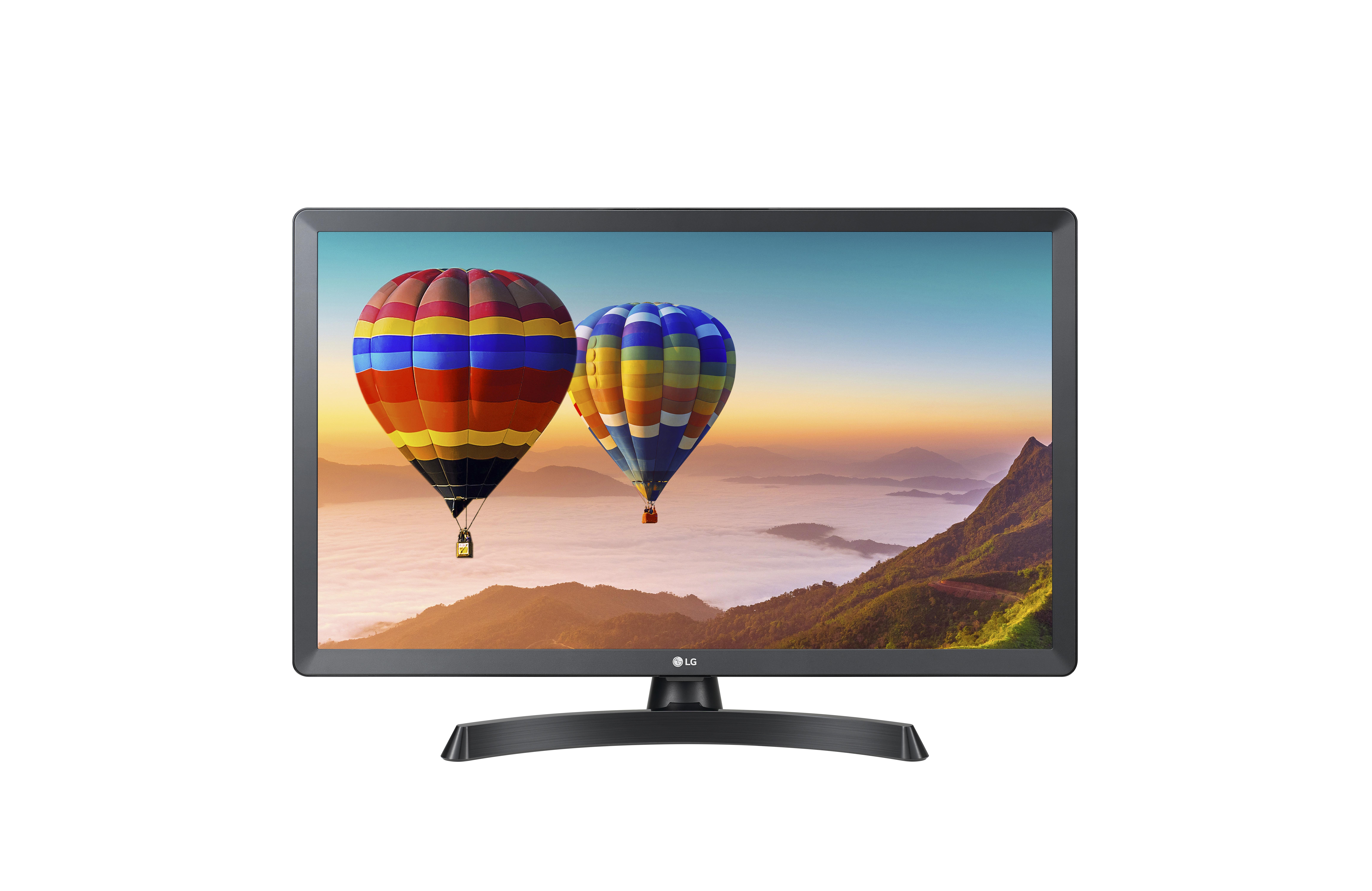 "Monitor tv 28"" Smart NERO"