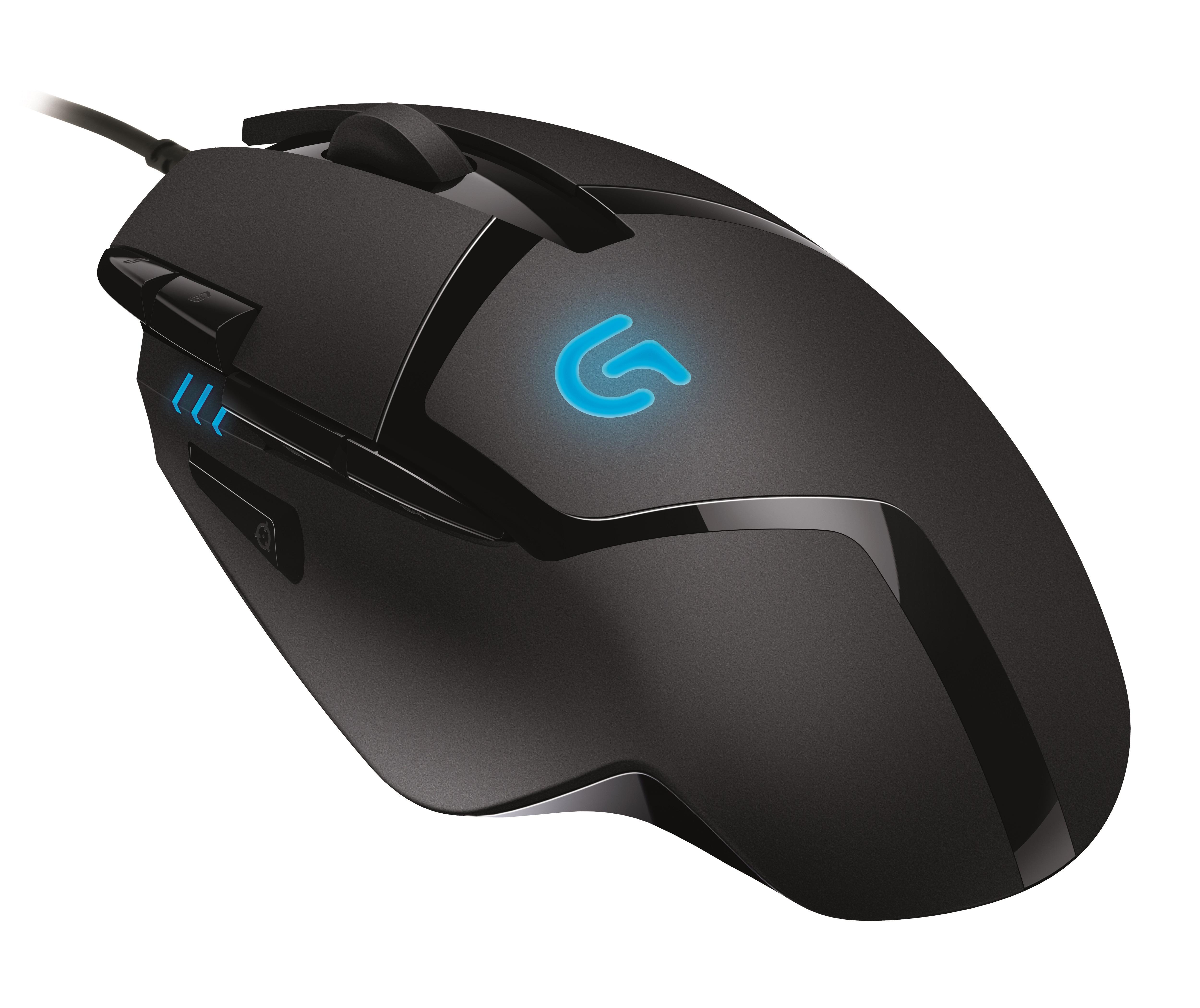 Logitech - 910-004067 mouse G402