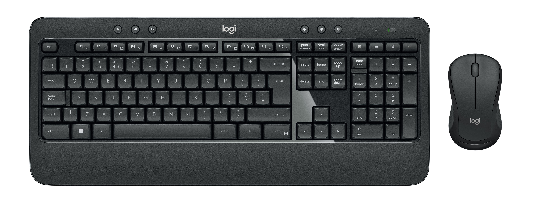 MK540 ADVANCED Wrls Keyboard and Mouse Logitech MK540 Advanced