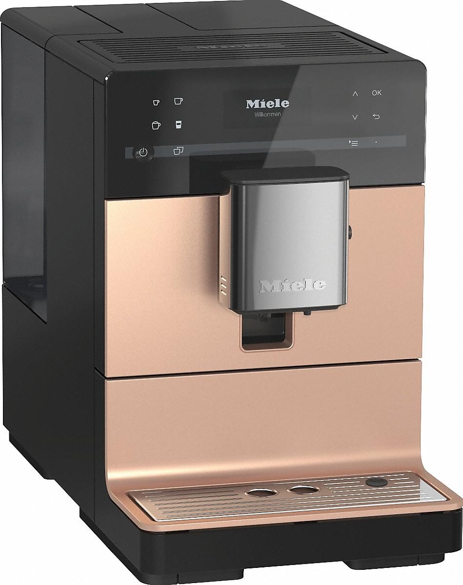 Miele Schiuma cremosa per bevande a base di caffè: Cappuccinatore - Cm 5500 Oro Rosa