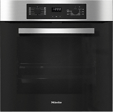 Miele Display a 7 segmenti con manopola - EasyControl - H2265bp