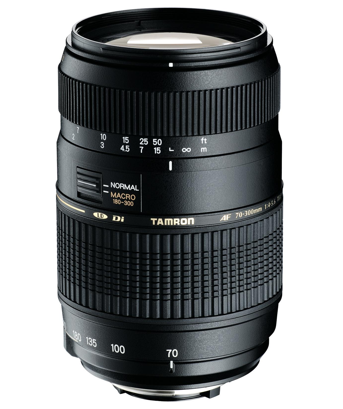 Tamron 70-300mm - T A17e
