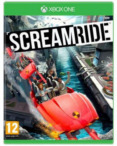 Db Line Gioco - Xbox One Scream Rideu9x-00013