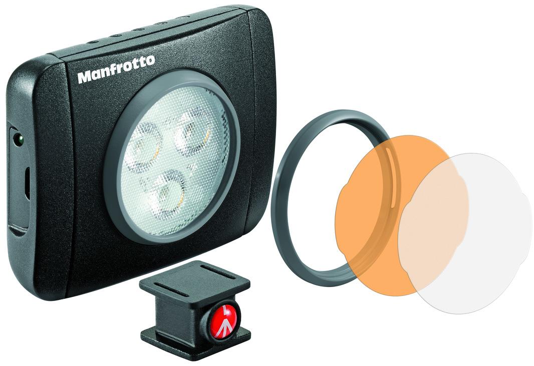 Manfrotto Manfrotto MLUMIEPL-BK - Mlumiepl-bk