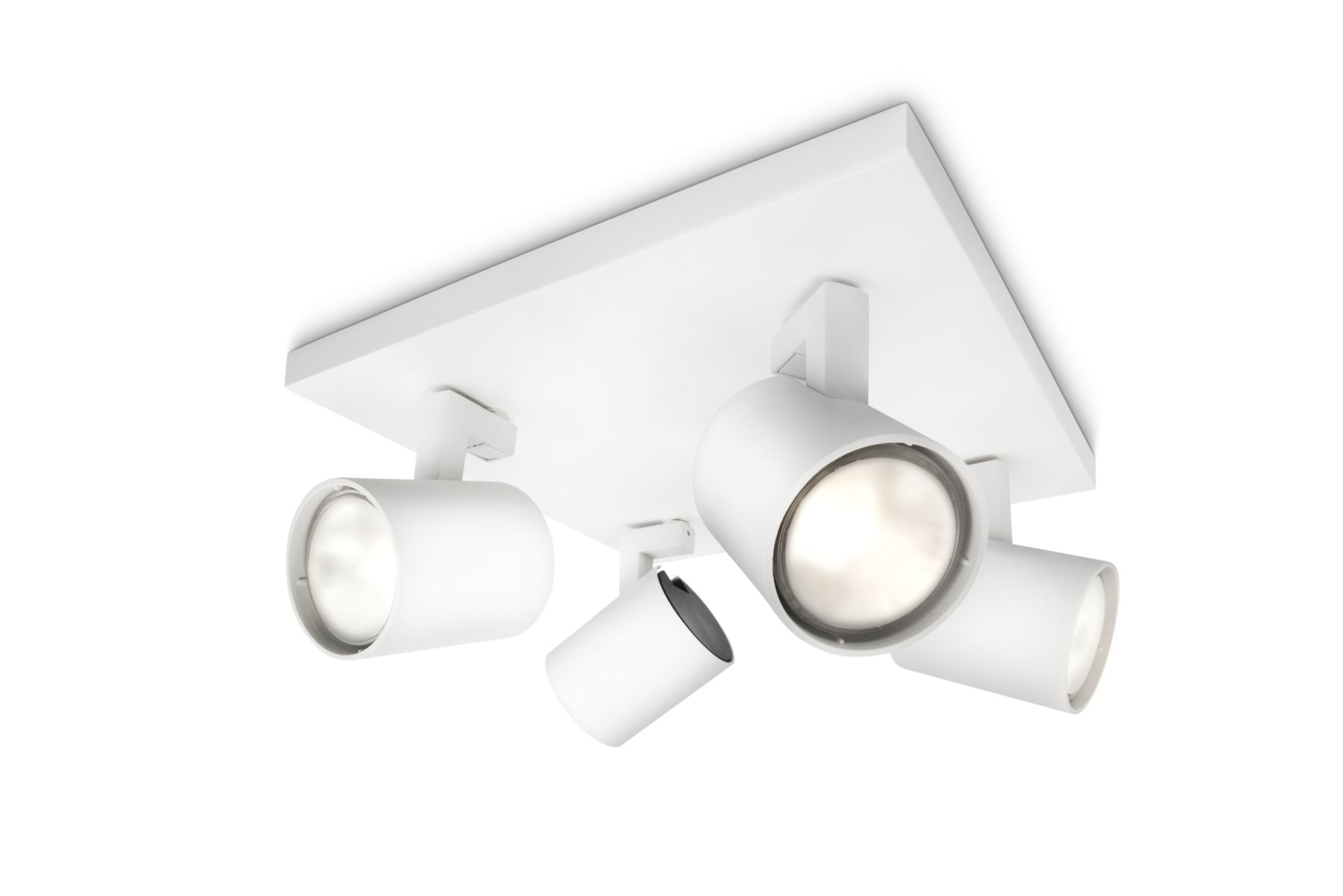 Philips Lighting - Runner 4xGU10 Bianco - 530943112