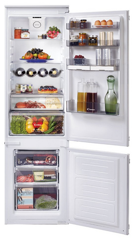 Candy Frigo combinato 2p incasso - Ckbbs182ft