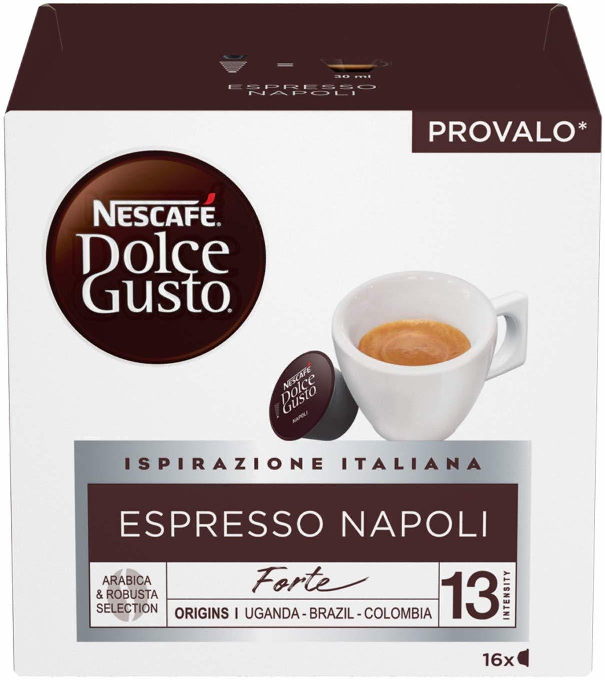 NESC.DOLCE GUSTO ESPRESSO NAPOLI Nescafé Dolce Gusto Espresso Napoli